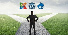 Joomla, WordPress, or Drupal: Which CMS is Right for You Article source: https://www.usjoomlaforce.com/blog/joomla-wordpress-or-drupal-which-cms-is-right-for-you/
