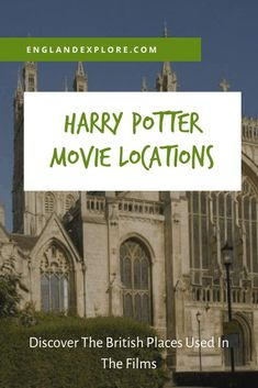 Harry Potter and the Philosopher's Stone (or 'Sorcerer's Stone' in the US) was released way back in 2001 and easily became the highest grossing film of that year. It's possible to visit most of the locations used by the movies – here is our guide to the main sites from these wonderful films. Gloucester Cathedral, Durham Cathedral, Tours Of England, London England, Deathly Hallows Part 1, Reptile House, Alnwick Castle, The Cloisters, North York