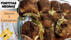 Receta de tortitas negras Muffin, The Creator, Breakfast, Ethnic Recipes, Food, Pancakes, Easy Recipes, Homemade, Cooking