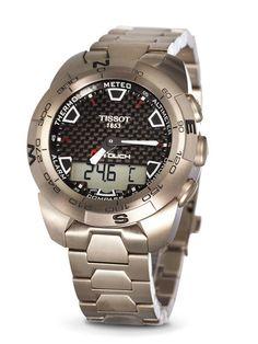 Tissot T-Touch Expert Touchscreen Watch