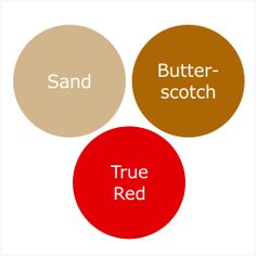 How To Wear True Red For A Tinted Autumn