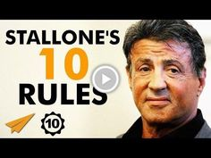 Sylvester Stallone's Top 10 Rules For Success