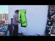 How to Draw Graffiti Letters of the Alphabet: A