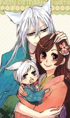 kamisama hajimemashita- Psh~ Whatever but it's cute XD