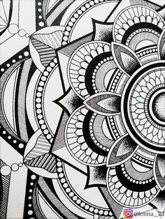 Mandala.2 by drawingsbylenna23