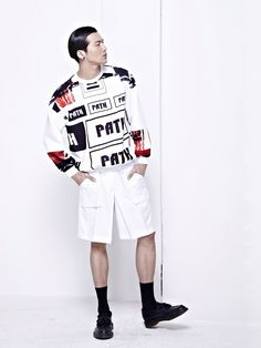Printed Logo Sweater by PATH