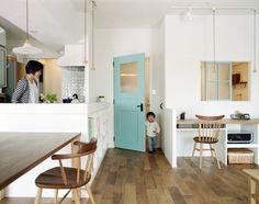 「子供の成長を見守れる、回遊式キッチンの家」株式会社アネストワンのシェアノート - HouseNote
