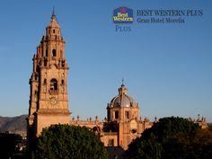 EL MEJOR HOTEL DE MORELIA. Michoacán es un estado lleno de historia, cultura y encanto. En Best Western Plus Gran Hotel Morelia, le invitamos a reservar con nosotros en su próxima visita para que comience a disfrutar su recorrido por nuestra bella ciudad y sus alrededores. Le aseguramos que vivirá una experiencia inolvidable, durante su estancia por la capital.  #hotelenmorelia