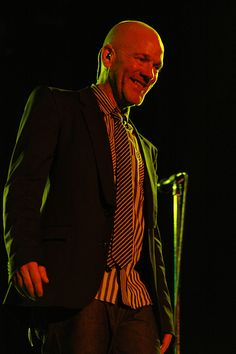 R.E.M , Michael Stipe