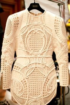 Balmain SS13 / Dazed and Confused