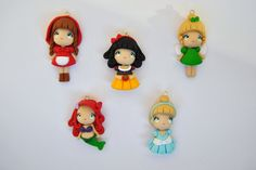deviantART: More Like FIMO: dolls superdeformed blythe style by ~MilkyWayHandmade