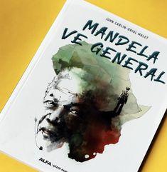 John Carlin, 1989-1995 arasında The Independent gazetesinin Güney Afrika muhabiriydi. Bu sıfatla Nelson Mandela'yla birçok röportaj yaptı, Potchefstroom toplantısına katıldı ve Constand Viljoen'le görüşebildi… Carlin bu olağanüstü anları tüm güçleriyle canlandırabilmek için, illüstasyonları düzenli olarak İspanyol gazetelerinin birinci sayfalarında yer alan Oriol Malet'yle çalıştı. Nelson Mandela, Books, Libros, Book, Book Illustrations, Libri