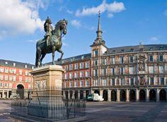 Comunidad de Madrid (Comunidad de Madrid) - Plaza Mayor, Madrid