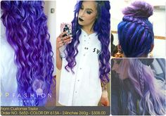 Colorful Braided Hairstyles: DIY Braids with Vpfashion Colorful Hair Extensions