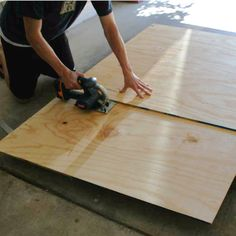 How to Build corn hole...not that I could ever do it but it might be nice to have the instructions.