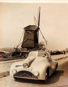 1948 Gatso 4000 Aero Coupe,