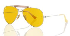 Ambermatic Collection 75th-Anniversary Sunglasses by Ray-Ban.