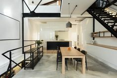 The Warehouse | Architecture Now