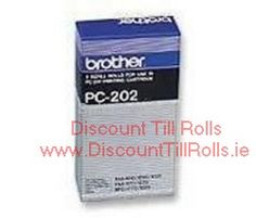 BROTHER PC202 (PC202RF) COMPATIBLE THERMAL FAX RIBBON REFILL ROLLS! Enjoy every day at low prices and get everything you need for a home office or business: We provide the best quality with latest designed to meet your exact need. #Printer  #Ribbonrefillrolls  #business