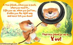HONOR YOUR FRIENDSHIP