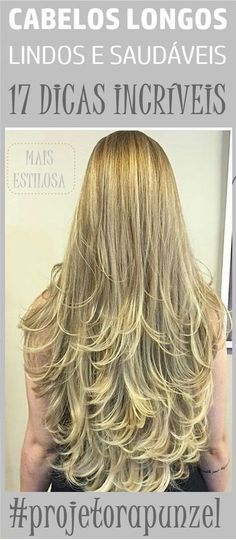Long Layered Haircuts , The secret to getting a layered haircut is to make sure that the hair appears layered as opposed to choppy. Layered haircuts may add a whole lot of di. Long Layered Haircuts Straight, Haircuts For Long Hair, Long Curly Hair, Long Hair Cuts, Thin Hair, Spring Hairstyles, Hairstyles Haircuts, Cool Hairstyles, Layered Hairstyles