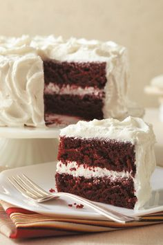 the top 20 Ideas About Gluten Free Red Velvet Cake . Gluten Free Red Velvet Cake Recipe with Vegan Velvet Frosting Gluten Free Desserts, Vegan Gluten Free, Gluten Free Recipes, Dairy Free, Vegetarian Recipes, Paleo, Cupcakes, Frosting Recipes, Cake Recipes