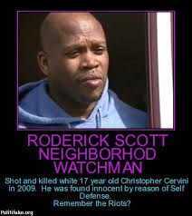 Black Neighborhood Watchman Kills White Teen Boy: The Black George Zimmerman You're Not Allowed To Know About   Politics