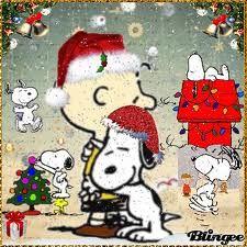 Charlie Brown and Snoopy Christmas
