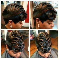 27 Piece Hairstylesshort Weave