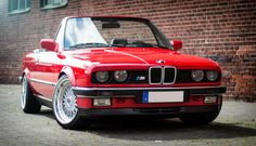 Visit BMW of West Houston for your next car. We sell new BMW as well as pre-owned cars, SUVs, and convertibles from other well-respected brands. Bmw 3 Cabrio, E30 Convertible, Bmw 325, Bmw Vintage, Automobile, Ac Schnitzer, Bmw Performance, Style Masculin, Bmw Classic Cars