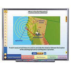 Earthquakes Multimedia Lesson - Single-User License