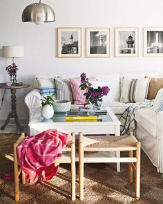 Living Room // Home Decor // Interior Design // House // Apartment // Styling