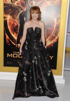 Panem Propaganda - The Hunger Games News - Photos & Video: The 'Mockingjay Part 1' Premiere in LosAngeles