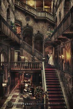 Hotel Danieli in Venice, Italy - made up of three beautiful Venetian palazzi.