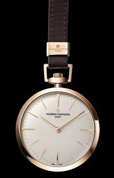 Vacheron Constantin - love the classic style watch