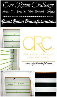 One Room Challenge H