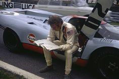 Steve McQueen la vittima più famosa dell'asbestosi | The Horsemoon Post
