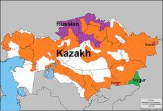 Languages of Kazakhstan
