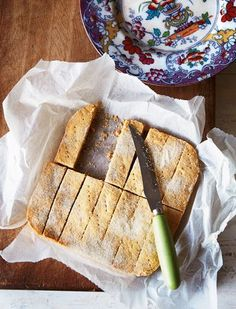 Shortbread recipe from The WI Cookbook. This buttery, sweet shortbread is perfect for Christmas, or at any time with a cup of tea.