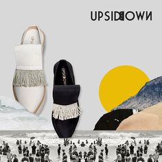 #SAMAR16 collection  TYPE : LARCH COLOR : WHITE / BLACK SIZE : 36-40 PRICE : 340k  You can see the catalog and pricelist of our products at @upsidedownshoes_catalog  and you can also get in www.zalora.co.id  #upsidedownshoes #shoes #fashion #shoesaddict #love #happy #white #black #localbrand #supportlocalbrand