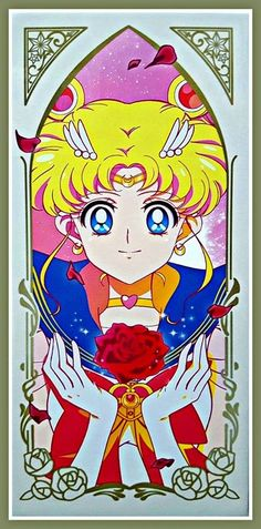 Super Sailor Moon by SM Crystal III