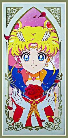 Super Sailor Moon by SM Crystal III