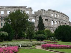 Amphitheater of Pula (Pula - Croatia)
