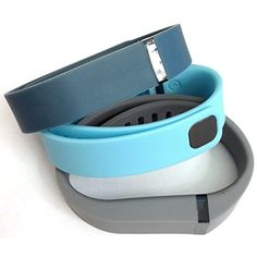 Set Large L 1pc Black 1pc Navy Replacement Bands with Clasps for Fitbit FLEX Only //No tracker// Wireless Activity Bracelet Sport Wristband Fit Bit Flex Bracelet Sport Arm Band Armband