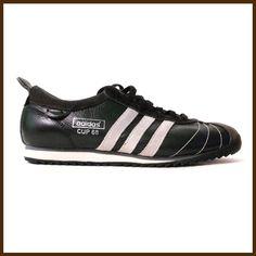 УЖЕ ПРОДАНО мужские кожаные кроссовки Adidas Cup 68