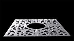DEDALOS II Grid I SABINO FERRANTE design for URBO srl. http://www.urbo.it/