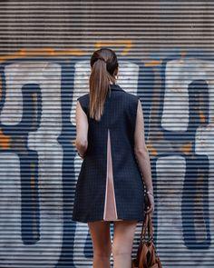 Long Waistcoat - Handmade in Greece - Greek Fashion, Shirt Dress, T Shirt, Spring Summer Fashion, Fashion Brands, Greece, Clothes For Women, Clothing, Handmade