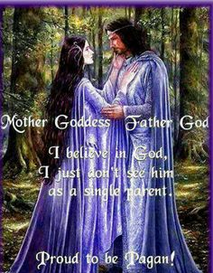 Mother Goddess and Father God