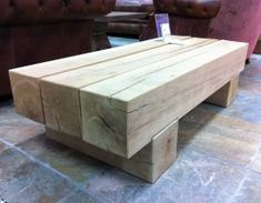 Railway Sleepers, Barrels, Telegraph Poles, New, Used Simple Coffee Table, Oak Coffee Table, Oak Table, Oak Railway Sleepers, Oak Sleepers, Outdoor Couch, Outdoor Dining, Timber Bench Seat, Pallet Furniture