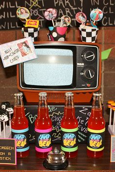 "Kara's Party Ideas ""Saved By The Bell"" Party! - Movie, Epic, TV Series Party 